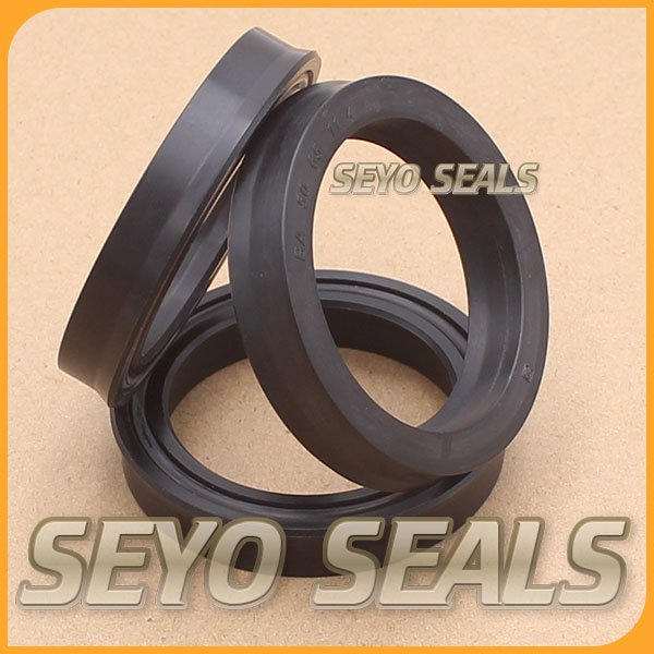 Parker Type Hydraulic Piston Rod Seal BA